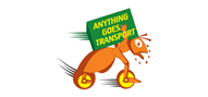 Logoinn created this logo for Anything Goes Transport - who are in the Transportation Logo Design  Sectors