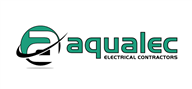Logoinn created this logo for Aqualec Pty Ltd - who are in the Engineering Services Logo Design  Sectors