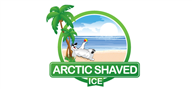 Logoinn created this logo for Arctic Shaved Ice - who are in the Illustration Logo  Sectors