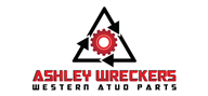 Logoinn created this logo for Ashley Wreckers and Western Auto Parts - who are in the Automotive Logo Design  Sectors
