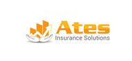 Logoinn created this logo for Ates Insurance Solutions Pty Ltd - who are in the Insurance Logo Design  Sectors