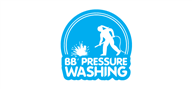 Logoinn created this logo for BB Pressure Washing - who are in the Cleaning Services Logo Design  Sectors