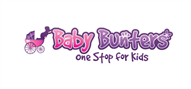 Logoinn created this logo for Baby Bunters - who are in the Toys Logo Design  Sectors