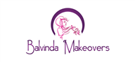 Logoinn created this logo for Balvinda Makeovers - who are in the Makeup Logo  Sectors