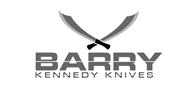 Logoinn created this logo for Barry Kennedy Knives - who are in the Tools Logo Design  Sectors