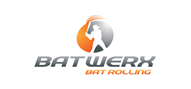 Logoinn created this logo for Batwerx Bat Rolling - who are in the Sports Logo Design  Sectors