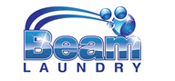 Logoinn created this logo for Beam Laundry & Cleaning Services - who are in the Industrial Logo Design  Sectors