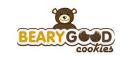Logoinn created this logo for Beary Good Cookies - who are in the Other Logo  Sectors