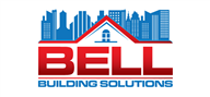 Logoinn created this logo for Bell Building Solutions - who are in the Construction Logo Design  Sectors