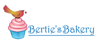 Logoinn created this logo for Bertie's Bakery - who are in the Restaurants Logo Design  Sectors