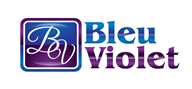 Logoinn created this logo for Bleu Violet - who are in the Apparel Logo Design  Sectors