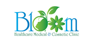 Logoinn created this logo for Bloom Healthcare - who are in the Health Logo Design  Sectors