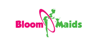 Logoinn created this logo for BloomMaids - who are in the Cleaning Services Logo Design  Sectors