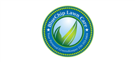 Logoinn created this logo for BlueChip Lawn Care - who are in the Landscape Logo Design  Sectors
