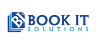 Logoinn created this logo for Book It Solutions - who are in the Accounting Logo Design  Sectors