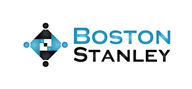 Logoinn created this logo for Boston Stanley Recruitment Specialists - who are in the Recruitment Logo Design  Sectors