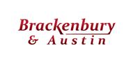 Logoinn created this logo for Brackenbury & Austin - who are in the Restaurants Logo Design  Sectors