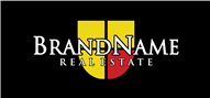 Logoinn created this logo for Brand Name Real Estate - who are in the Real Estate Logo Design  Sectors