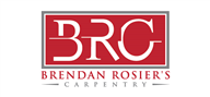 Logoinn created this logo for Brendan Rosier's Carpentry  - who are in the Tools Logo Design  Sectors