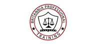 Logoinn created this logo for Britannia Professional Training - who are in the Legal Logo Design  Sectors
