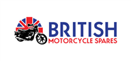 Logoinn created this logo for British Motorcycle Spares - who are in the Racing Logo  Sectors