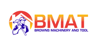 Logoinn created this logo for Browns Tool and Machinery - who are in the Tools Logo Design  Sectors