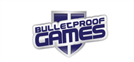 Logoinn created this logo for Bulletproof Games - who are in the Games Logo Design  Sectors