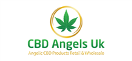 Logoinn created this logo for CBD Angels Uk - who are in the HealthCare Logo Design  Sectors