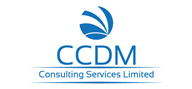 Logoinn created this logo for CCDM Consulting Services Limited - who are in the Accountancy Firm Logo Design  Sectors