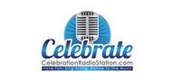 Logoinn created this logo for CELEBRATE CelebrationRadioStation.com - who are in the Entertainment Logo Design  Sectors