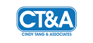 Logoinn created this logo for CINDY TANG & ASSOCIATES - who are in the Accountancy Firm Logo Design  Sectors