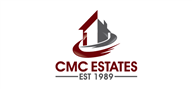 Logoinn created this logo for CMC Estates Ltd - who are in the Real Estate Logo Design  Sectors