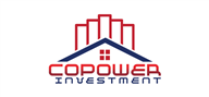 Logoinn created this logo for COPOWER INVESTMENT PTY LTD - who are in the Real Estate Logo Design  Sectors