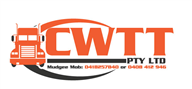 Logoinn created this logo for CWTT Pty Ltd - who are in the Transportation Logo Design  Sectors