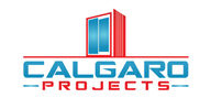 Logoinn created this logo for Calgaro Projects - who are in the Construction Logo Design  Sectors
