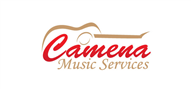 Logoinn created this logo for Camena Music Services Ltd - who are in the Music Logo Design  Sectors