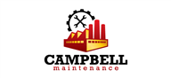 Logoinn created this logo for Campbell Maintenance - who are in the Industrial Logo Design  Sectors