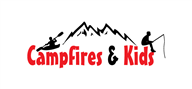 Logoinn created this logo for Campfires and Kids - who are in the Outdoor Logo Design  Sectors