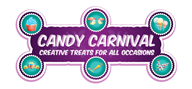 Logoinn created this logo for Candy Carnival - who are in the Beverages Logo Design  Sectors