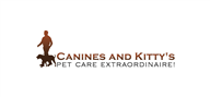 Logoinn created this logo for Canines and Kitty's - who are in the Animal Logo Design  Sectors