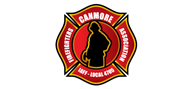 Logoinn created this logo for Canmore Firefighters Association - who are in the Military Logo Design  Sectors