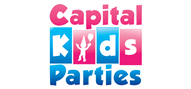 Logoinn created this logo for Capital Kids Parties - who are in the Party Logo  Sectors