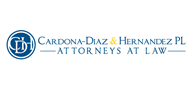 Logoinn created this logo for Cardona-Diaz & Hernandez PL - who are in the Law Logo Design  Sectors