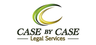 Logoinn created this logo for Case By Case Legal Services - who are in the Law Logo Design  Sectors
