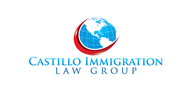 Logoinn created this logo for Castillo Immigration Law Group - who are in the Law Logo Design  Sectors