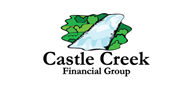 Logoinn created this logo for Castle Creek Financial Group - who are in the Accountancy Firm Logo Design  Sectors