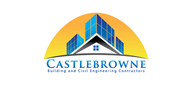 Logoinn created this logo for Castlebrowne Civil Engineering Ltd - who are in the Property Logo  Sectors