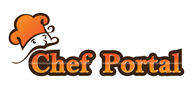 Logoinn created this logo for Chef Portal - who are in the Food Logo Design  Sectors