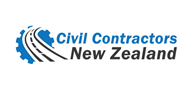 Logoinn created this logo for Civil Contractors New Zealand - who are in the Engineering Services Logo Design  Sectors