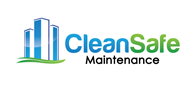 Logoinn created this logo for CleanSafe Maintenance - who are in the How to Make a Logo  Sectors